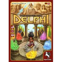 Pegasus The Oracle of Delphi