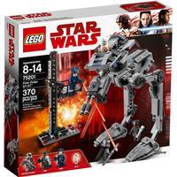 Lego Star Wars Den Første Ordens AT-ST 75201