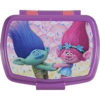 Disney Sandwich box w/try Trolls STD