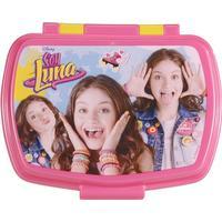 Disney Sandwich box w/try Soy Luna STD