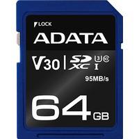 ADATA SDXC 64GB UHS-I U3