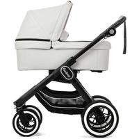 Emmaljunga -  NXT90 F Leatherette Stroller With Carrycot