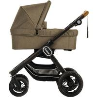 Emmaljunga -  NXT90 Outdoor Stroller, Go Double And Carrycot