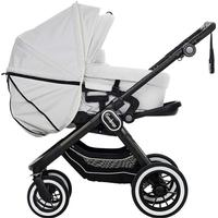 Emmaljunga -  NXT90 F Leatherette Stroller, Babylift And Toddler Seat