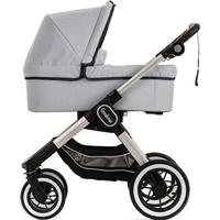 Emmaljunga -  NXT90 Lounge Stroller, Go Double And Carrycot