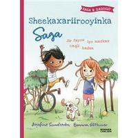Sagasagor. Fiffiga kroppen och finurliga knoppen - saga och fakta (somaliska) (Inbunden, 2018)