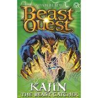 Beast Quest: 68: Kajin the Beast Catcher (Häftad, 2015)