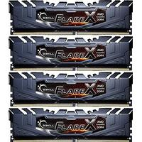 G.Skill Flare X DDR4 2933MHz 4x8GB for AMD (F4-2933C14Q-32GFX)
