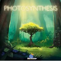 Blue Orange Photosynthesis