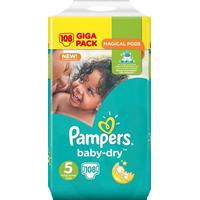 Pampers Baby Dry Size 5