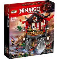 Lego Ninjago Genopstandelsens Tempel 70643