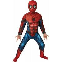 Rubies Deluxe Spiderman Homecoming Costume for Children