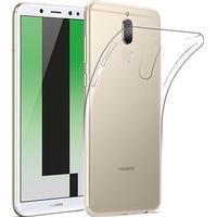 Huawei Mate 10 Lite Skridsikker TPU Cover - Gennemsigtig