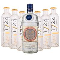 Tanqueray Old Tom Gin Limited Edition 47.3% + 1724 Tonic Water
