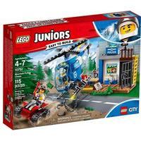 Lego Juniors Politijagt i Bjergene 10751