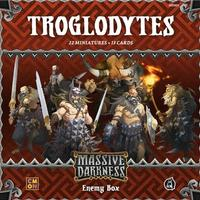 Guillotine Games Massive Darkness: Enemy Box Troglodytes