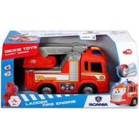 Dickie Happy Scania Ladder Fire Engine