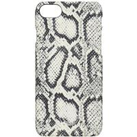 By Malene Birger Pamsy Snake Print Cover (iPhone 7)