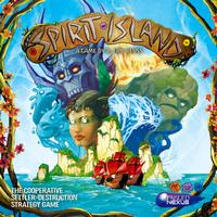Greater Than Games Spirit Island (Engelska)