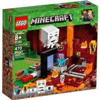 Lego Minecraft Netherportalen 21143
