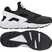 online store 3b1cf 82d6a Nike Air Huarache M - Black White
