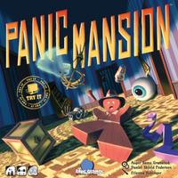 Blue Orange Panic Mansion