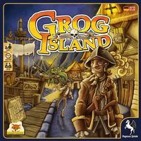 Pegasus Grog Island
