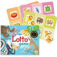 Eeboo billedlotteri, Pre-school Bingo spil