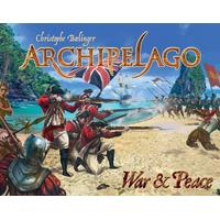 Ludically Archipelago: War & Peace