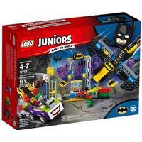 Lego Juniors Joker Angreb på Bathulen 10753