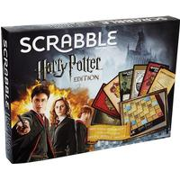 Mattel Scrabble Harry Potter Edition