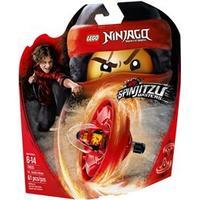 Lego Ninjago Kai Spinjitzu Master 70633