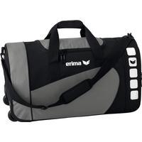 erima Club 5 Line Rollentasche granit/schwarz