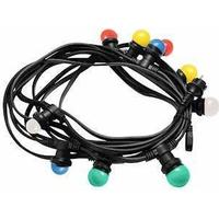 EUROLITE BL-10 LED Lyskæde med 10 farvet pære