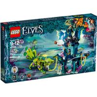 Lego Elves Noctura's Tower & the Earth Fox Rescue 41194