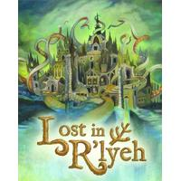 Atlas Lost in Rlyeh