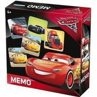 Egmont Kärnan Disney Pixar Cars 3 Memo