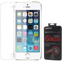 iPhone 5/5s/SE - Remax Ultratynd 0.2mm 9H Hærdet Panserglas