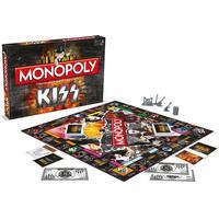 Hasbro Monopoly: Kiss