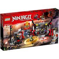 Lego Ninjago Garmadons Sønners Hovedkvarter 70640