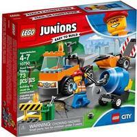 Lego Juniors Vejarbejdsvogn 10750