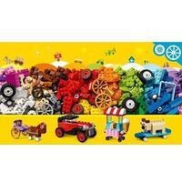 Lego Classic Klodser på Hjul 10715