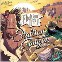 Pretzel Games Flick 'em Up!: Stallion Canyon