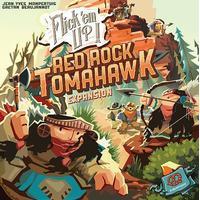 Pretzel Games Flick 'em Up!: Red Rock Tomahawk