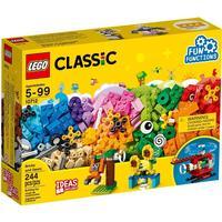 Lego Classic Klodser og Tandhjul 10712