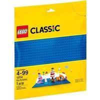 Lego Classic Blue Building Plate 10714