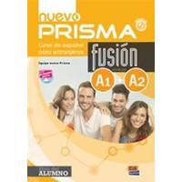 nuevo Prisma Fusión A1+A2 Alumno + CD (Häftad, 2014)