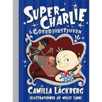 Super-Charlie och gosedjurstjuven (E-bok, 2016)