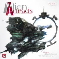 Portal Games Alien Artifacts (Engelska)