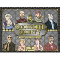 Action Phase Games Scoundrel Society (Engelska)